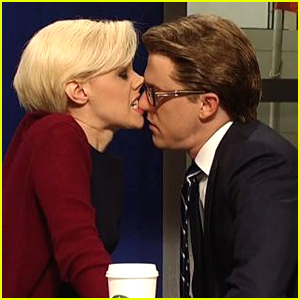 Image result for picture of Mika and morning joe kissing