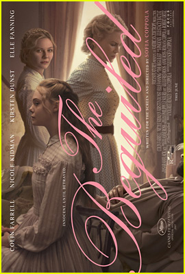 Nicole Kidman's 'The Beguiled' Gets a New Movie Poster