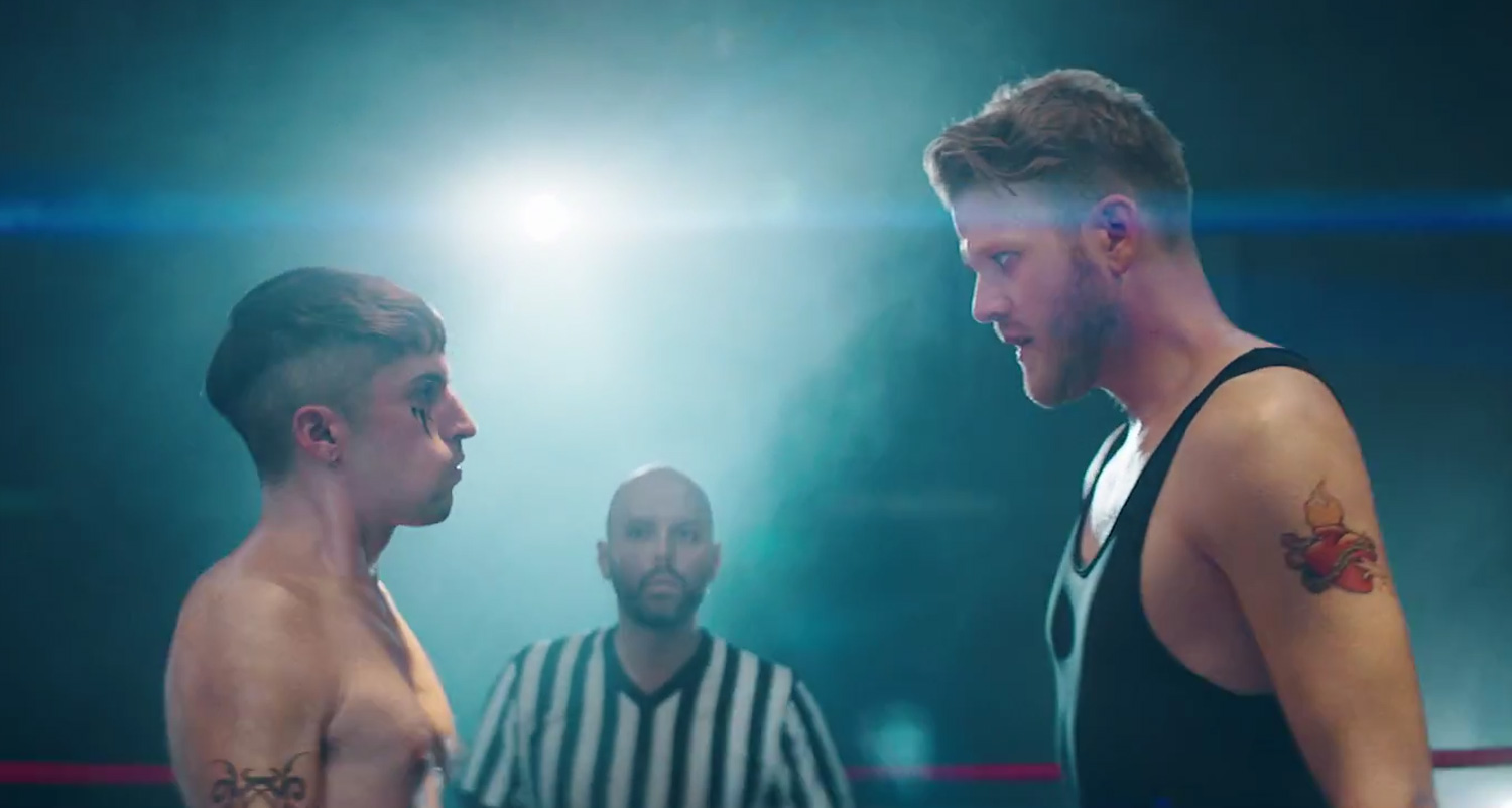 Superfruits Mitch Grassi Amp Scott Hoying Face Off In