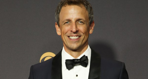 Seth Meyers Named Host of Golden Globes 2018! | 2018 ...