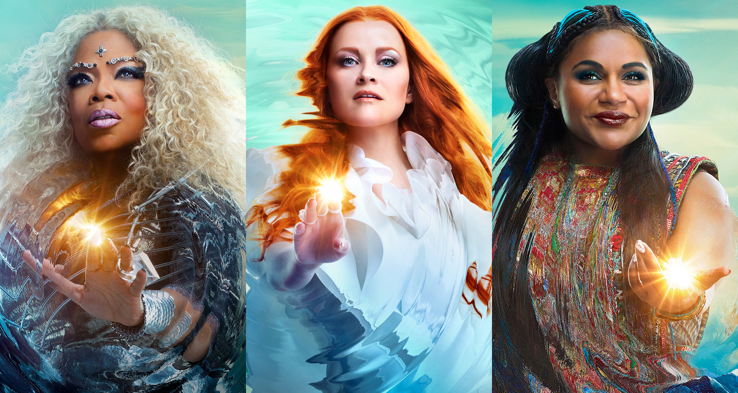 A Wrinkle In Time Gets Four Gorgeous Brand New Posters