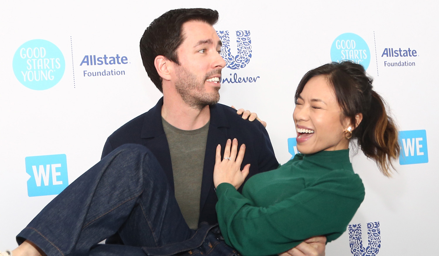 Property Brothers Drew Scott Is Married To Linda Phan