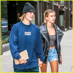 Justin Bieber & Hailey Baldwin Step Out Amid Marriage Rumors
