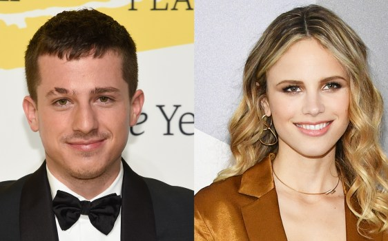 Image result for Halston Sage & Charlie Puth Confirms Relationship