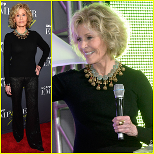 Jane Fonda Hosts GCAPP's EmPower Party Gala 2018!