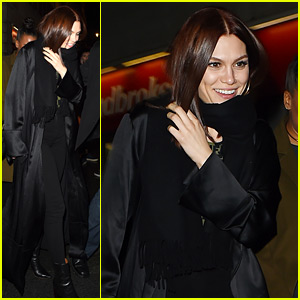 Jessie J Checks Out Boyfriend Channing Tatum's 'Magic Mike' Show in London!