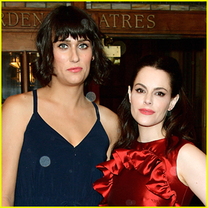 Teddy Geiger is Engaged to 'Schitt's Creek' Star Emily Hampshire!