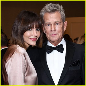 Katharine McPhee Claps Back at Troll Who Called David Foster Her 'Geriatric Love'