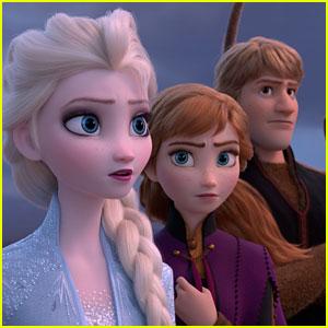 'Frozen 2' Trailer Debuts Online - WATCH NOW!