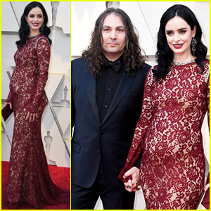 Krysten Ritter Is Pregnant, Reveals Baby Bump on Oscars 2019 Red Carpet!