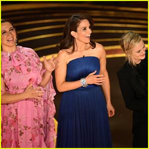 Tina Fey, Amy Poehler, & Maya Rudolph Hilariously Open the Oscars 2019 (Video)