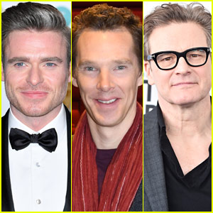 Richard Madden, Benedict Cumberbatch, & Colin Firth to Star in '1917' Together