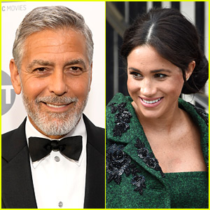 George Clooney Is Defending His Friend Meghan Markle Again