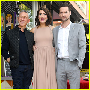 Mandy Moore Has an 'A Walk to Remember' Reunion at Hollywood Walk of Fame Ceremony!
