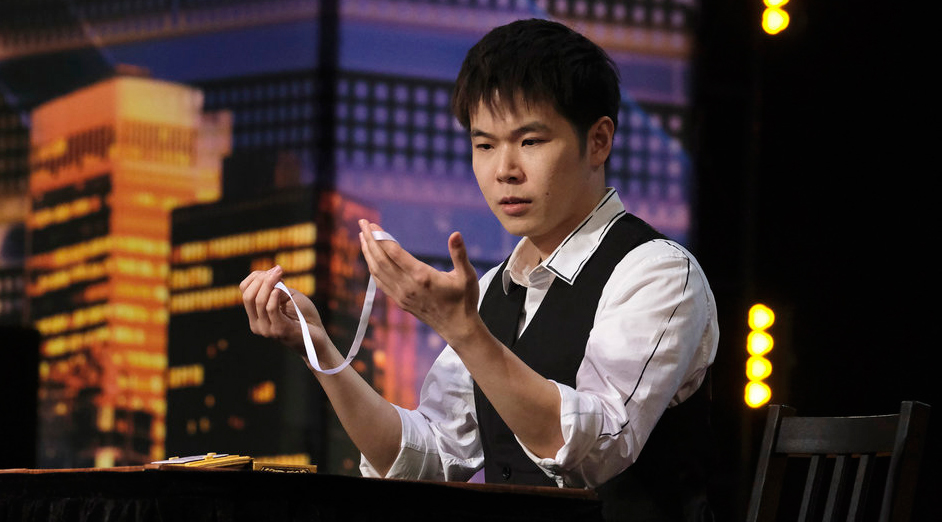 Eric Chien's Card Tricks on 'AGT' Season Premiere Will ...