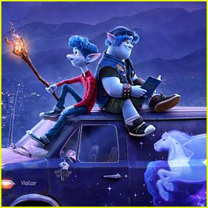 Disney/Pixar's 'Onward' Gets First Trailer - Elves On a Quest!