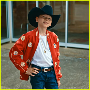 Mason Ramsey Walks On Lunch Tables For a Girl in New 'Twang' Music Video