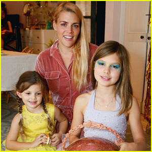 Busy Philipps Can't Wait to Throw 'First Period Parties' For Her Daughters