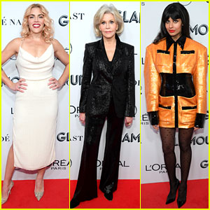 Busy Philipps, Jane Fonda, Jameela Jamil & More Honor the Women of the Year!