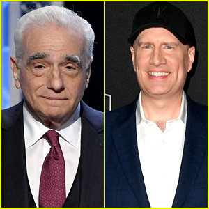 Marvel's Kevin Feige Reacts to Martin Scorsese's Comments About Marvel Movies