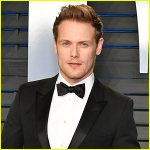 Sam Heughan Wins Just Jared's Sexiest Celebrity of 2019 Poll!