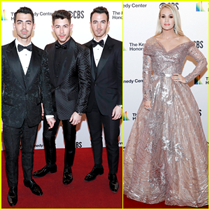 Jonas Brothers, Carrie Underwood, & More Perform at Kennedy Center Honors 2019!