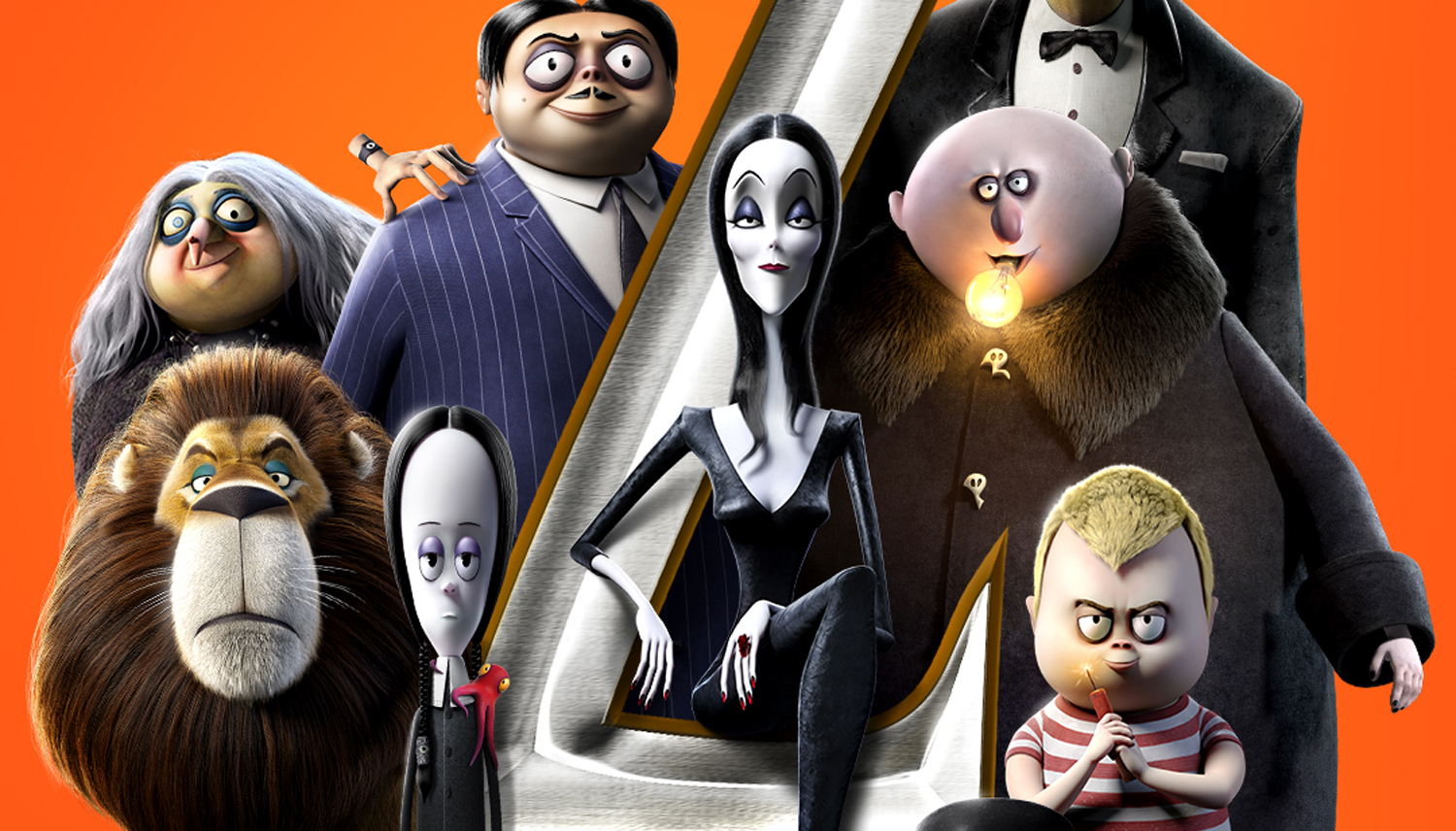 Finder is committed to editorial independence. 'The Addams Family 2′ to Be Released for Halloween 2021 - See the Teaser Posters! | Bette Midler ...