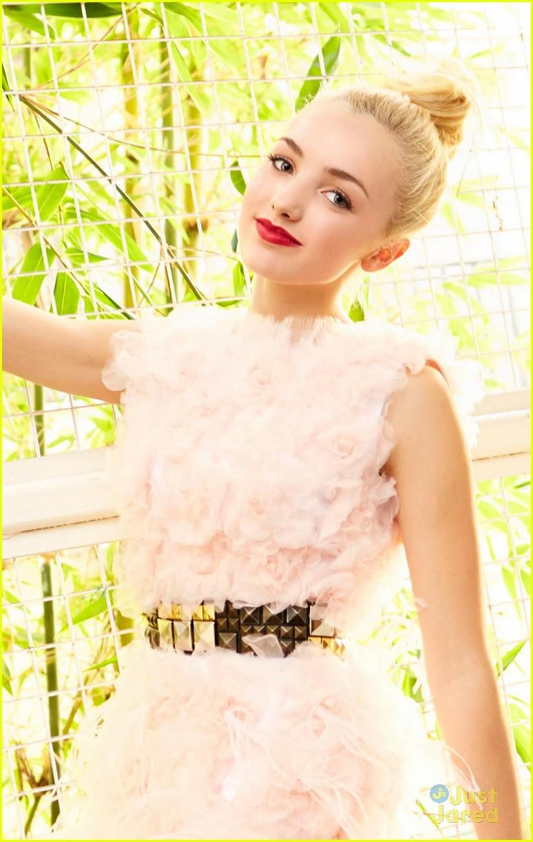 Peyton R List Fashion Shoot