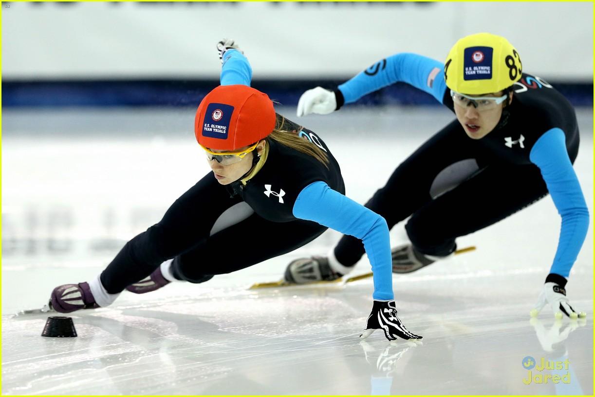 Sochi Winter Olympics Meet The Speed Skating Team