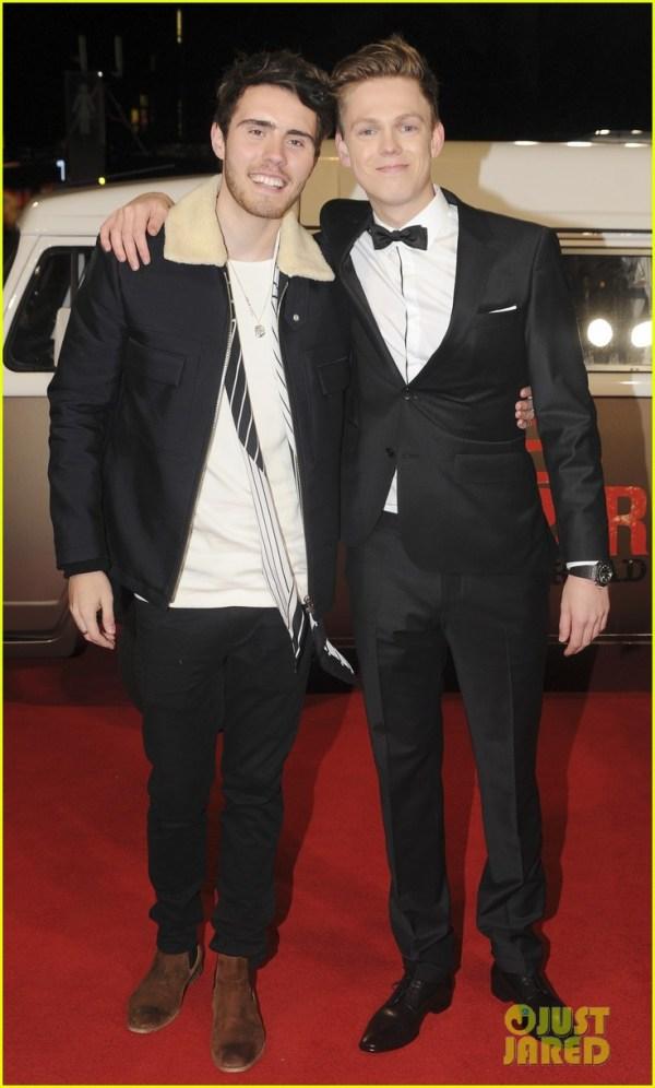 YouTube Stars Caspar Lee & Joe Sugg Premiere 'Joe & Caspar ...