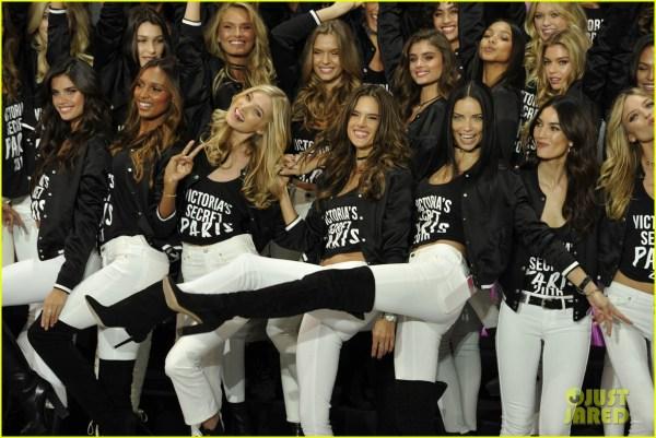 Gigi Hadid & Kendall Jenner Join Victoria's Secret Fashion ...