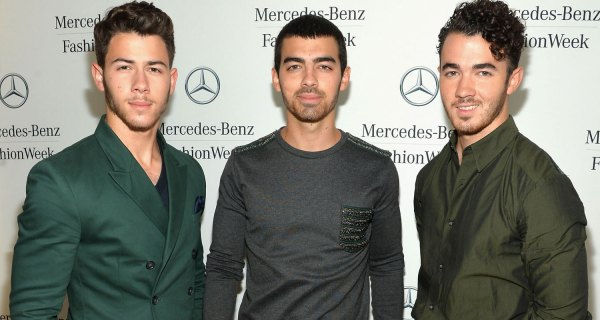 The Jonas Brothers Are Working on a Secret Project! | Joe ...