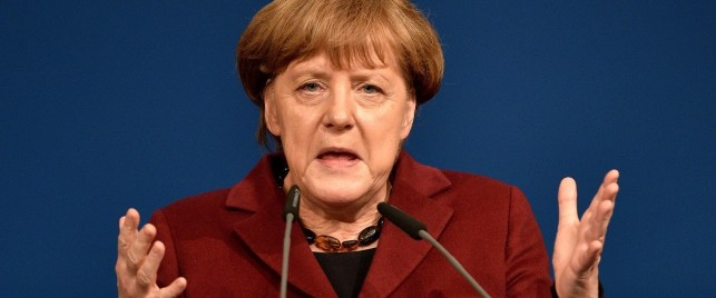 German Government Fractured Over Merkel's Open Donor Immigration Policy