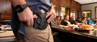 North Carolina May Abolish Requirements For Concealed Carry Permits