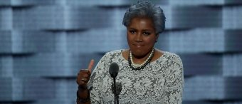 Donna Brazile Is Writing A 'Campaign Thriller' About The 2016 Election