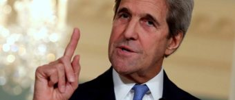 John Kerry Compares Trump To OJ Simpson For Ditching Paris Climate Accord