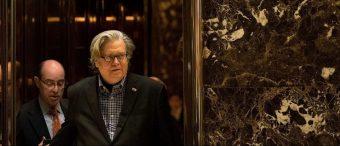 Al Franken Wonders Aloud If Steve Bannon Inspires Hate Crimes [VIDEO]