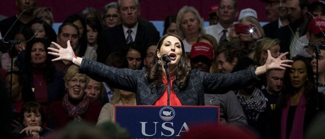 RNC Chairwoman: Trump Is Still 'Our Leader' And Republicans Need To Have His Back