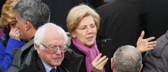 Warren and Sanders Bash GOP As 'Cowardly' Two Days After Bernie Condemned Divisive Rhetoric
