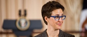 Shooter Declared Love For Rachel Maddow's Show In Letters To Editor
