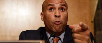 Sen. Cory Booker: Planned Parenthood Supporters Are Like The Soldiers Who Stormed The Beaches At Normandy