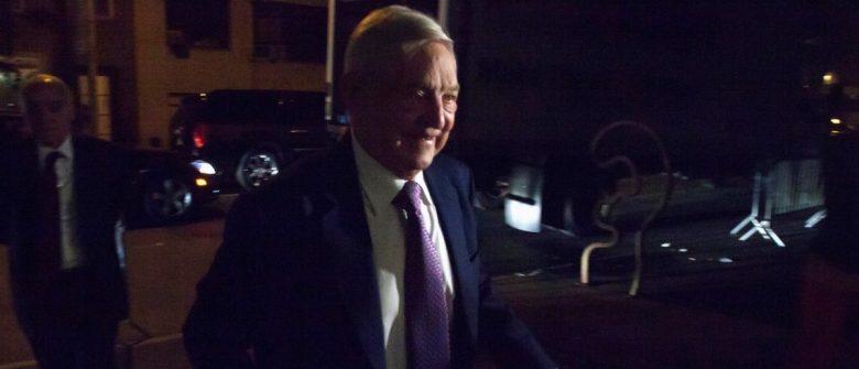 Billionaire George Soros REUTERS/Carlo Allegri