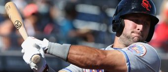 Tim Tebow Hits Walk-Off Home Run To Clinch Comeback Victory