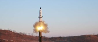 Kim Jong Un Launches His Second Missile In A Week