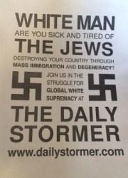 Auernheimer message from Anti-Defamation League