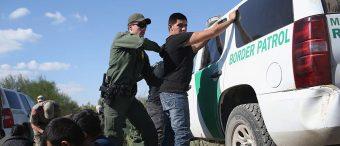 Border Patrol Capture 13 Fugitives, Seize $5.2 Million In Drugs July 4th Weekend