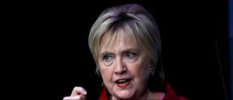 Hillary Clinton Lashes Out Against Right-Wing Media 'Domination'