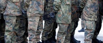 German Soldiers Ditch Uniforms During G20 Because Of 'Violent Left-Wing Extremists'