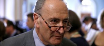 Schumer Supports Blocking Confirmation Of New FBI Director Until Special Prosecutor Is Appointed