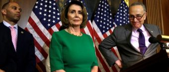 House Dems Worried They're Not Diverse Enough, Scramble To Get More Minorities